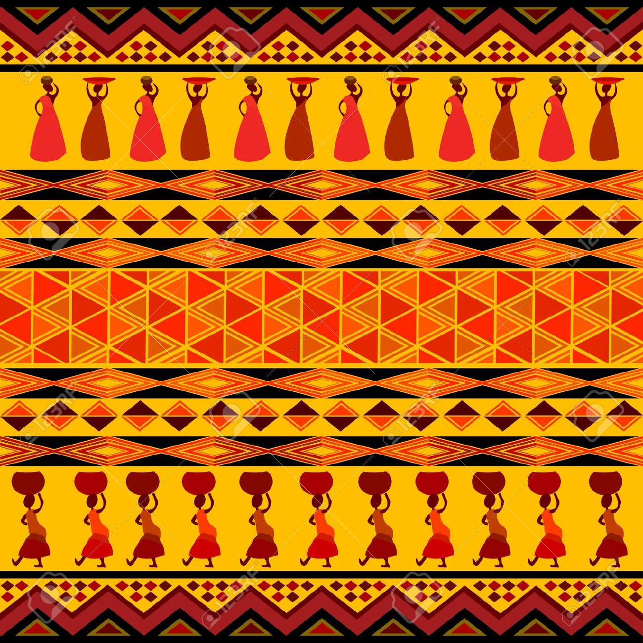 7165370-Traditional-african-pattern-Stock-Photo-africa – The