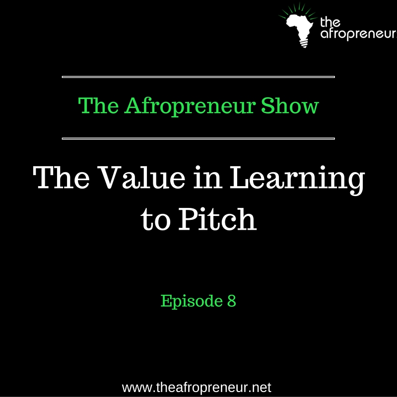 Ep8: The Value in Learning to Pitch