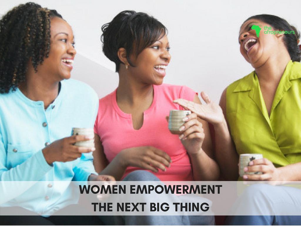 Women empowerment Afropreneur