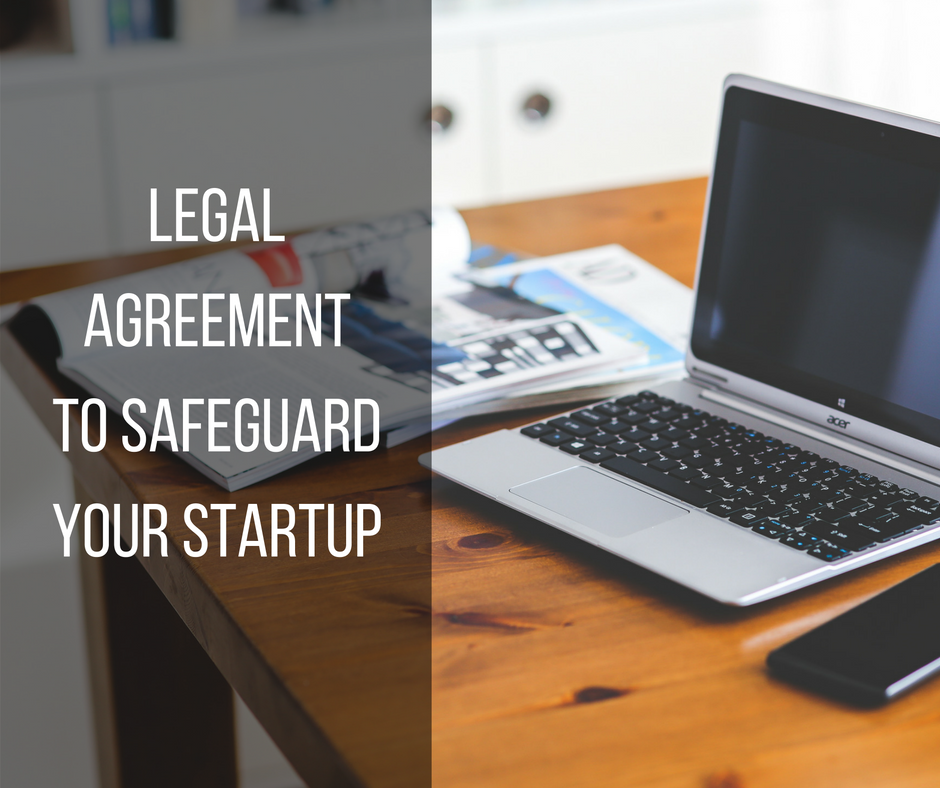 That important legal agreement to safeguard African Founders, co-Founders, and Start-ups