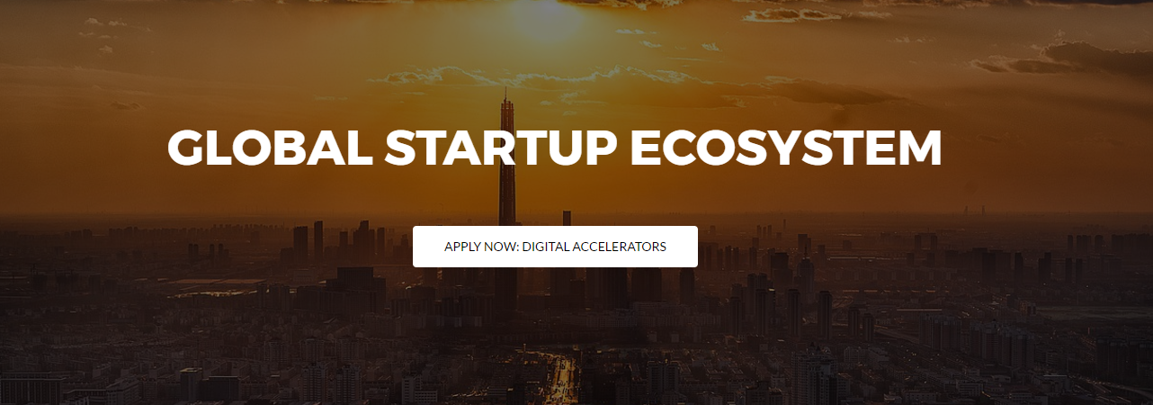 Apply to join the world's largest digital accelerator program