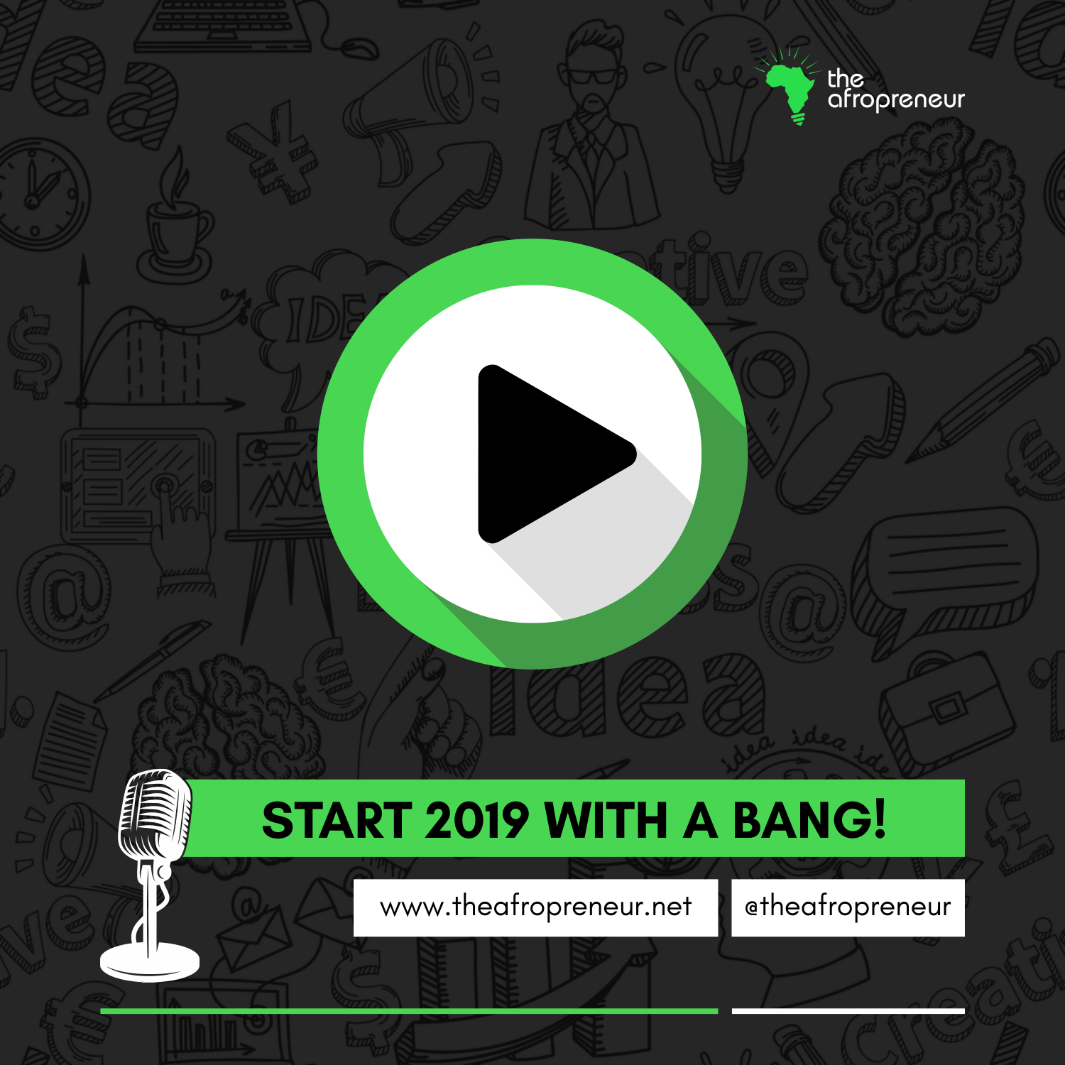 Ep60: Start 2019 With a Bang